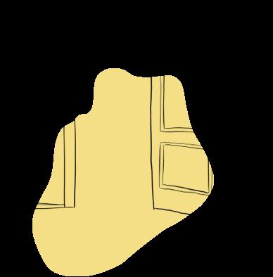 Illustration of Door Opening