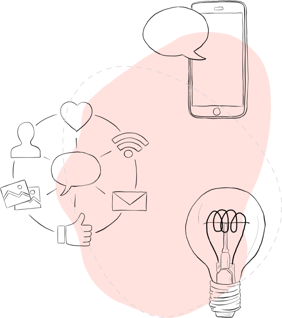 Illustration of process